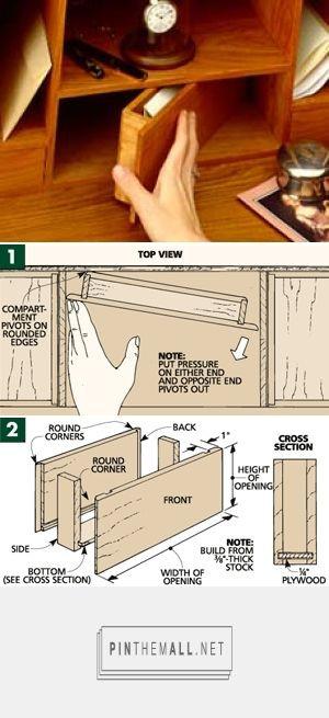 Best ideas about Secret Compartment Furniture DIY . Save or Pin Best 25 Secret partment ideas on Pinterest Now.