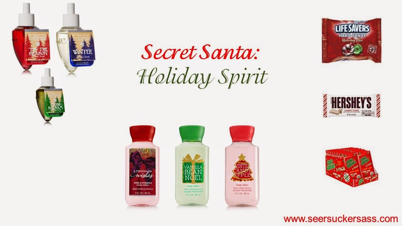 Best ideas about Secret Santa Gift Ideas Under $5 . Save or Pin Secret Santa Shopping Tips Seersucker Sass Now.