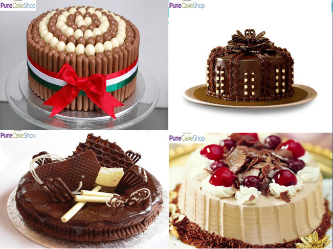 Best ideas about Send Birthday Cake . Save or Pin Send Birthday Cakes to Pune Now.