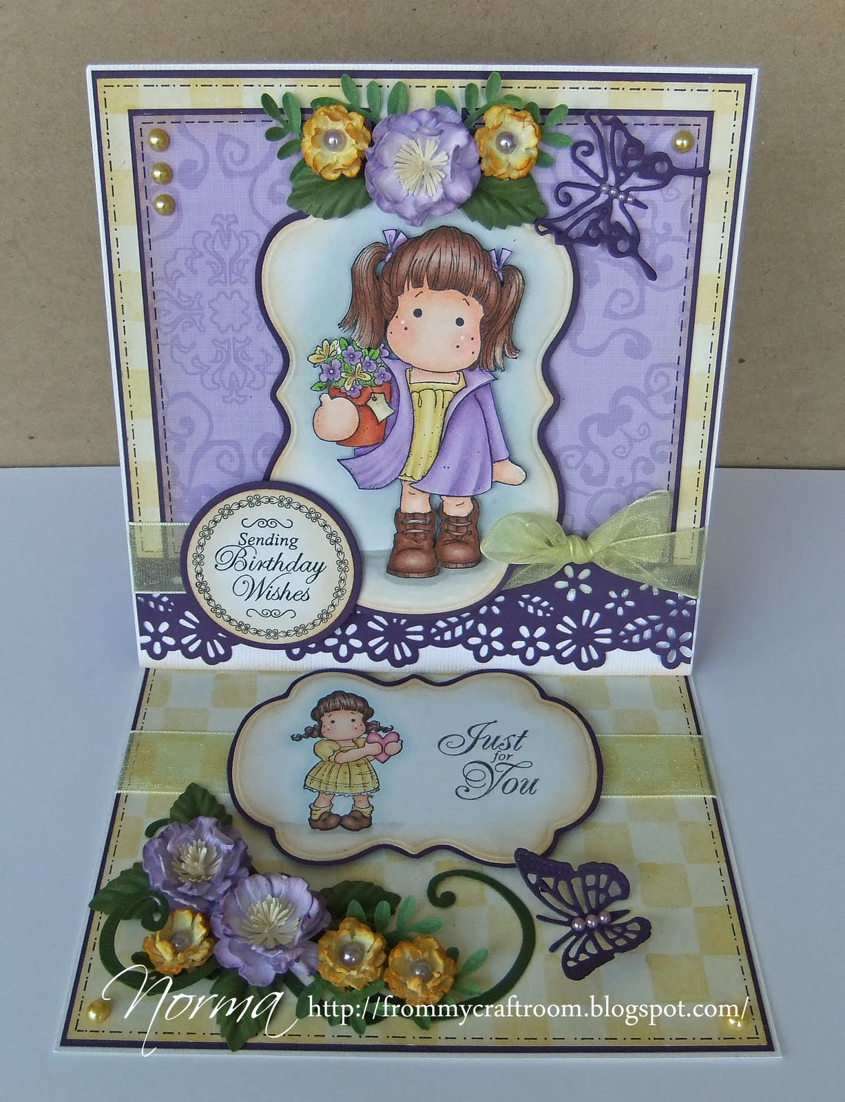 Best ideas about Send Birthday Wish . Save or Pin From My Craft Room Sending Birthday Wishes Now.