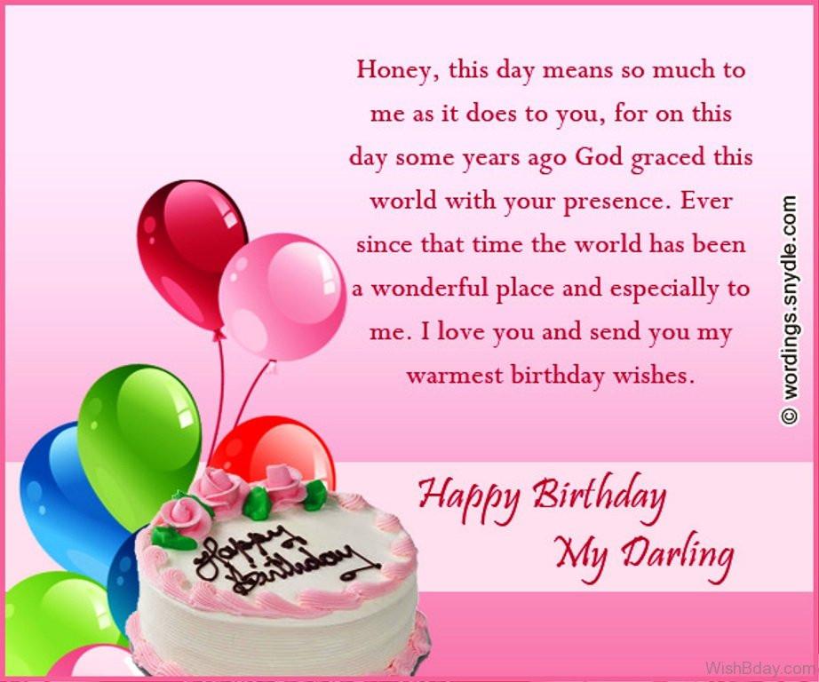 Best ideas about Send Birthday Wish . Save or Pin 63 Birthday Wishes For Boyfriend Now.