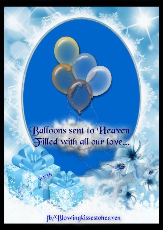 Best ideas about Sending Birthday Wishes To Heaven . Save or Pin 220 best images about LOSS OF A LOVE ONE on Pinterest Now.