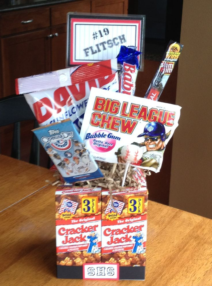 Best ideas about Senior Gift Ideas . Save or Pin High School Senior Baseball Gifts Gifts Now.