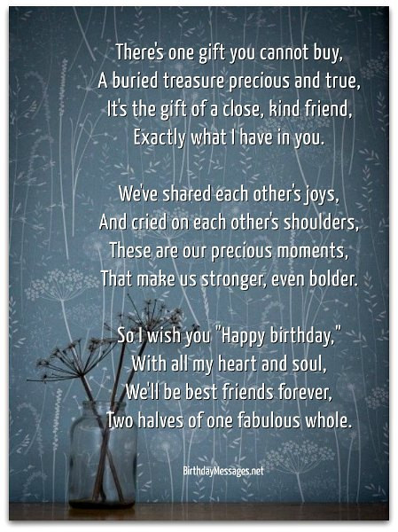 Best ideas about Sentimental Birthday Wishes . Save or Pin Sentimental Birthday Poems Page 2 Now.