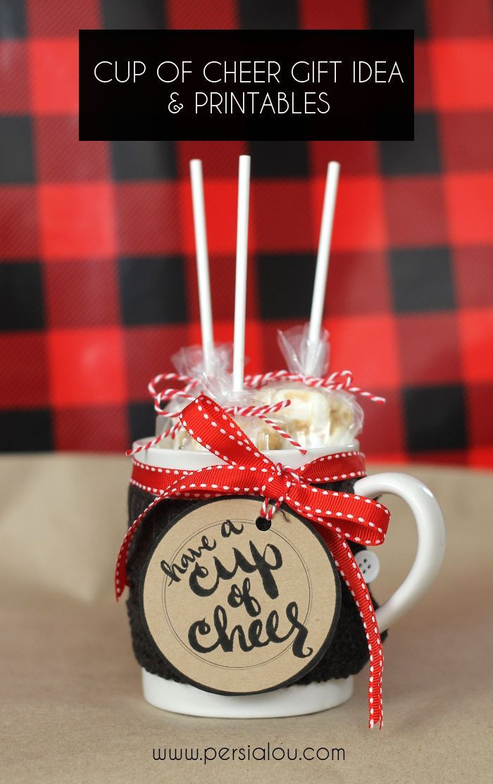 Best ideas about Sexy Gift Ideas . Save or Pin Cup of Cheer Gift Idea Now.