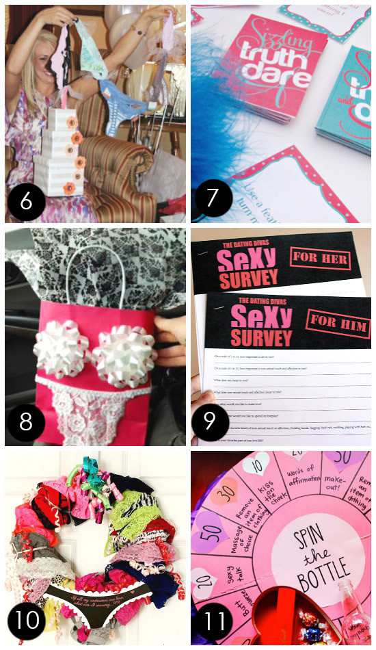 Best ideas about Sexy Gift Ideas . Save or Pin 60 BEST Creative Bridal Shower Gift Ideas Now.