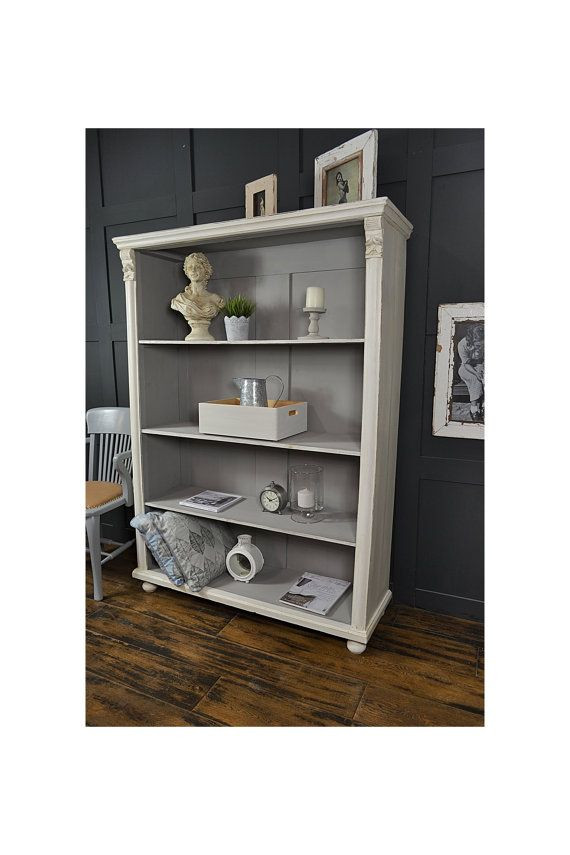 Best ideas about Shabby Chic Bookcase . Save or Pin 25 best ideas about Shabby Chic Bookcase on Pinterest Now.