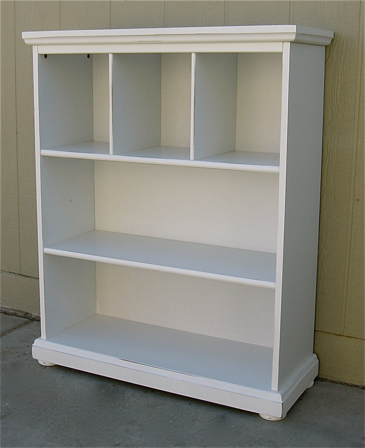 Best ideas about Shabby Chic Bookcase . Save or Pin The Backyard Boutique by Five to Nine Furnishings Shabby Now.