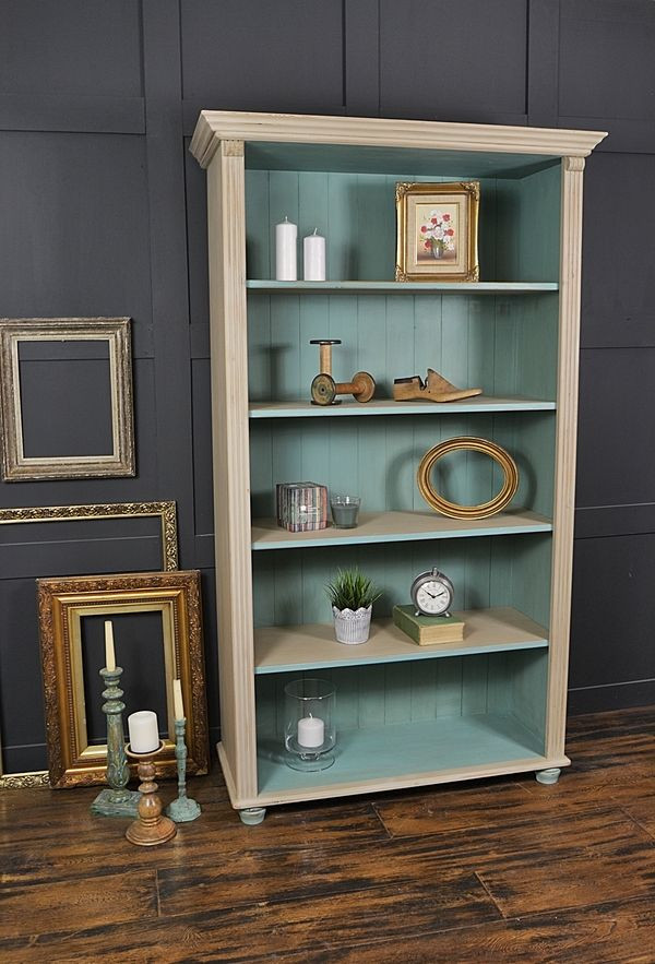 Best ideas about Shabby Chic Bookcase . Save or Pin 1000 ideas about Shabby Chic Bookcase on Pinterest Now.