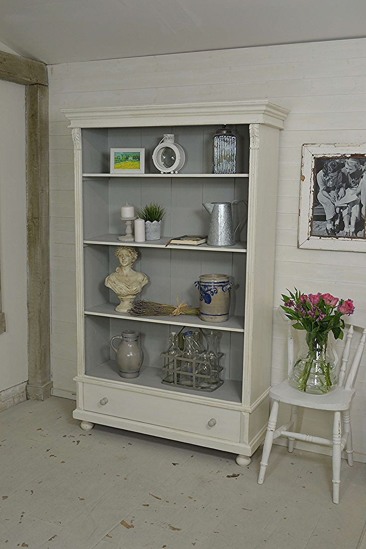 Best ideas about Shabby Chic Bookcase . Save or Pin Best 25 Shabby chic bookcase ideas on Pinterest Now.