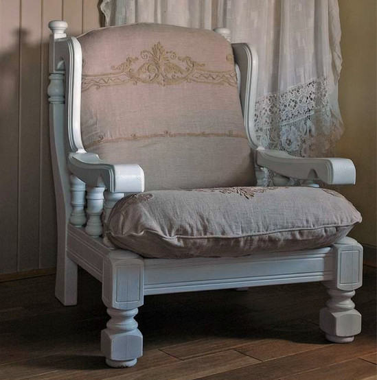 Best ideas about Shabby Chic Chairs . Save or Pin Shabby Chic Furniture Finishing Now.