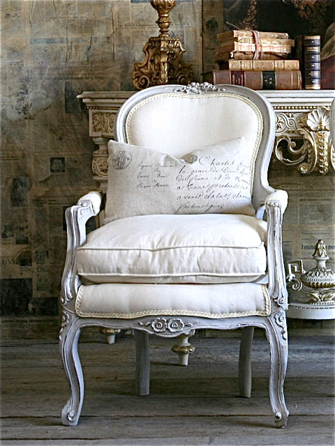 Best ideas about Shabby Chic Chairs . Save or Pin Sublime Shabby Chic Vintage Chair Decorating Ideas 2012 Now.