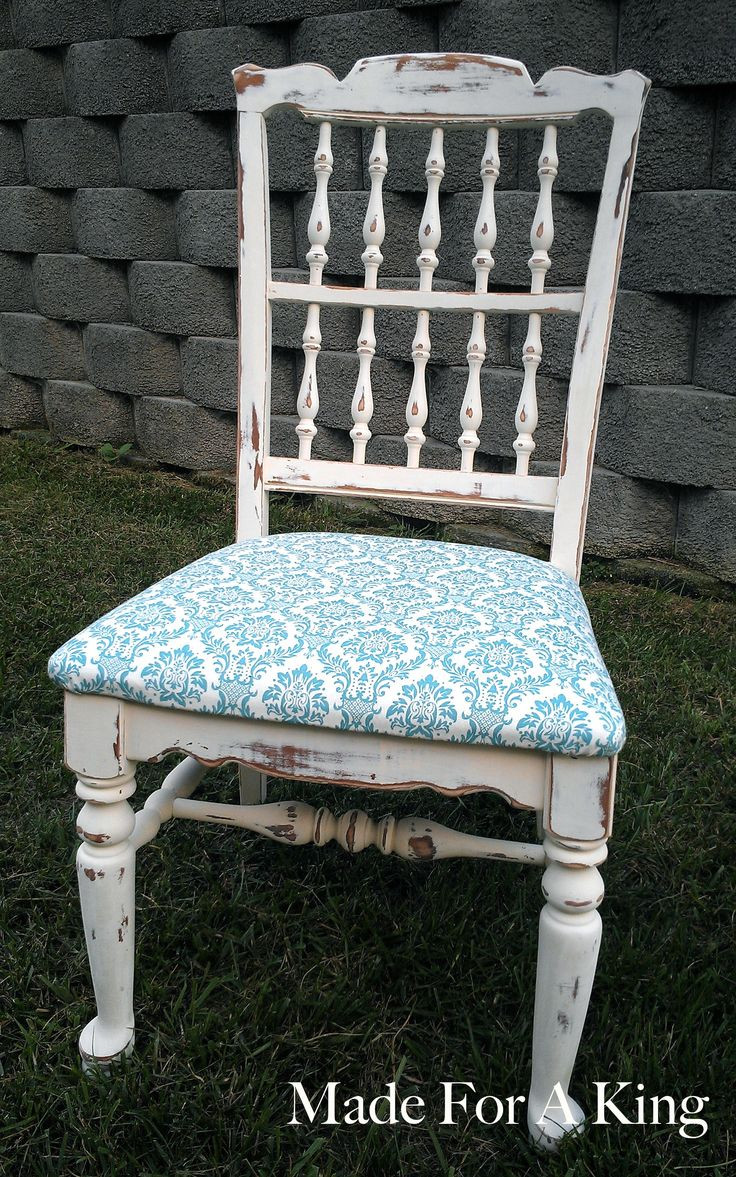 Best ideas about Shabby Chic Chairs . Save or Pin 25 best ideas about Distressed Chair on Pinterest Now.