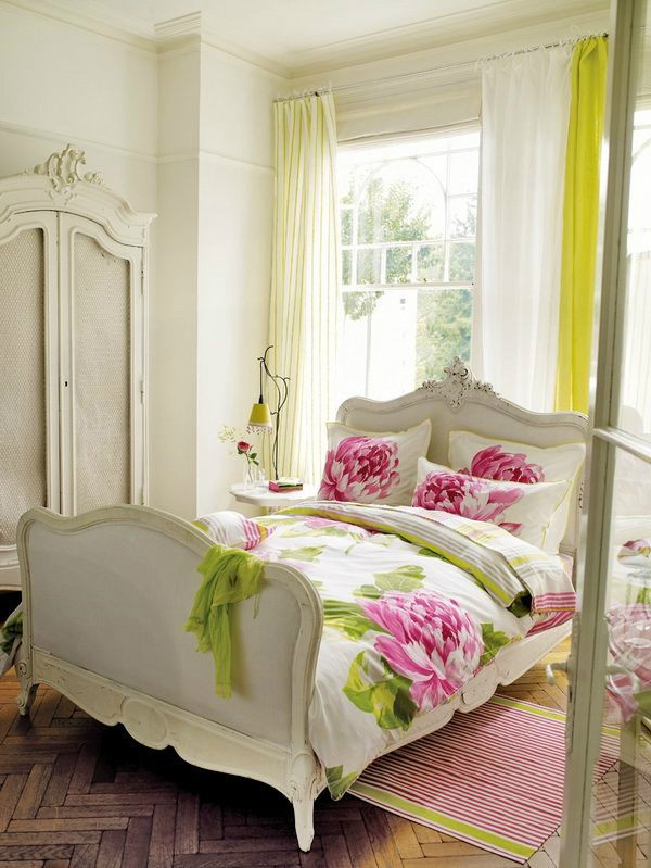 Best ideas about Shabby Chic Room . Save or Pin 30 Shabby Chic Bedroom Decorating Ideas Decoholic Now.
