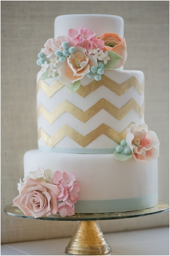 Best ideas about Shabby Chic Wedding Cake . Save or Pin Shabby Chic Wedding Inspiration Now.