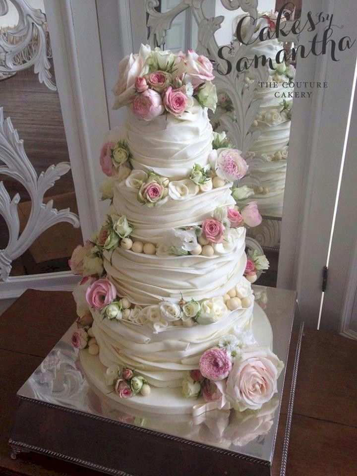 Best ideas about Shabby Chic Wedding Cake . Save or Pin 1000 ideas about Shabby Chic Weddings on Pinterest Now.