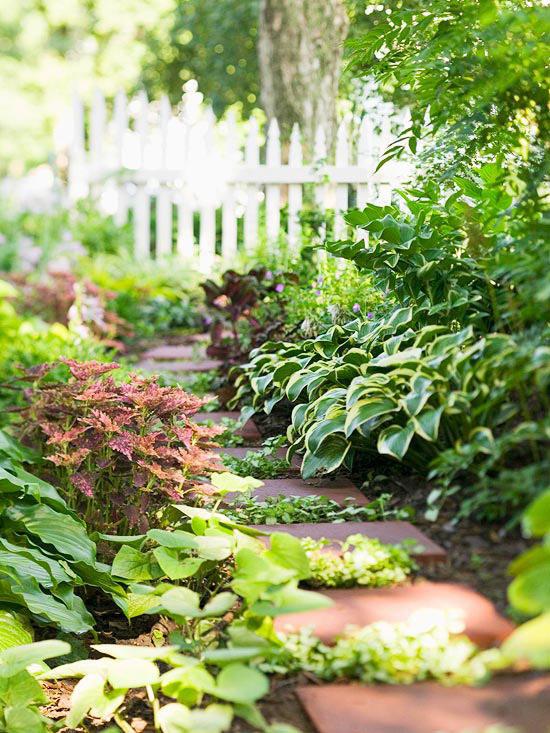 Best ideas about Shade Garden Ideas . Save or Pin Stunning Shade Garden Design Ideas Now.