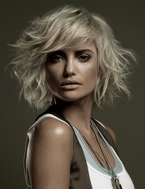 Best ideas about Shag Haircuts For Thick Hair . Save or Pin Gypsy Shag Haircut the Perfect Layered Haircut for Thick Now.