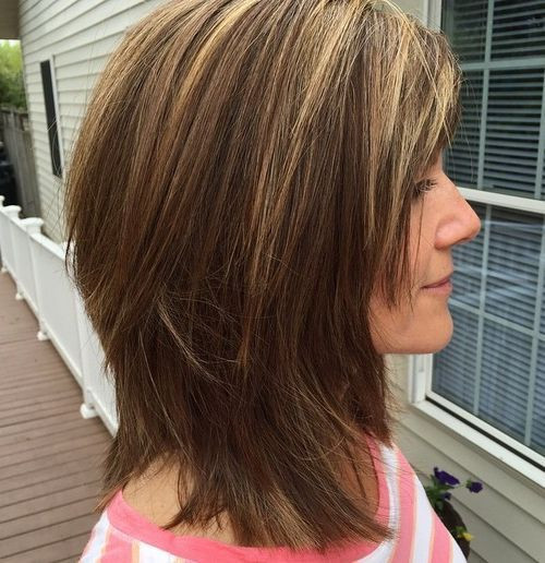 Best ideas about Shag Haircuts For Thick Hair . Save or Pin 35 Lovely Long Shag Haircuts for Effortless Stylish Looks Now.