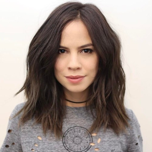 Best ideas about Shag Haircuts For Thick Hair . Save or Pin 60 Most Beneficial Haircuts for Thick Hair of Any Length Now.