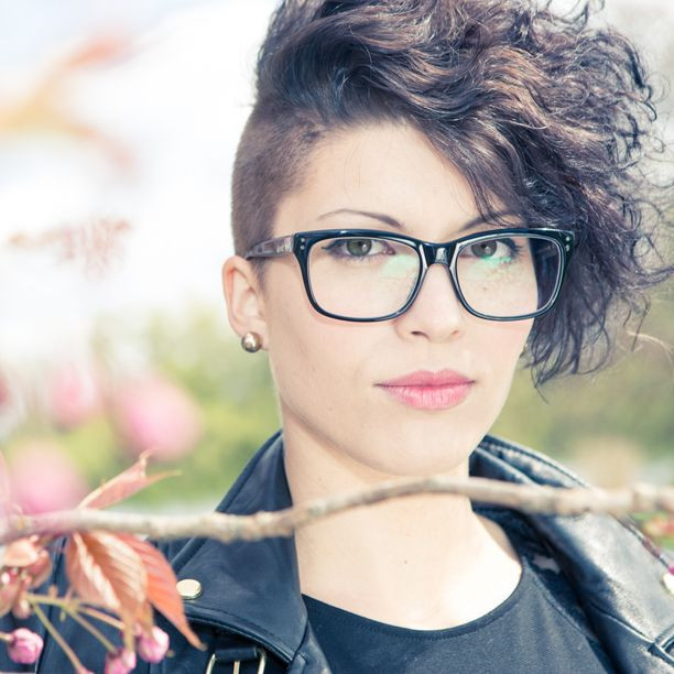 Best ideas about Shaved Side Hairstyles With Curly Hair . Save or Pin Best 25 Shaved heads ideas on Pinterest Now.