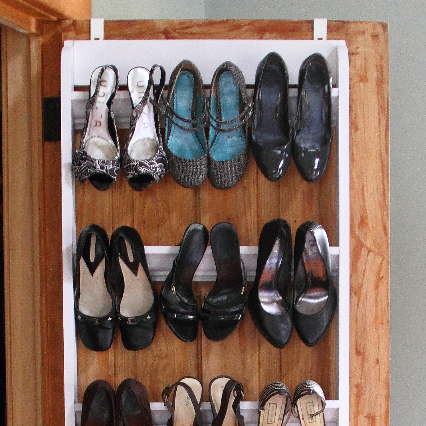 Best ideas about Shoes Organizer DIY . Save or Pin Ana White Now.