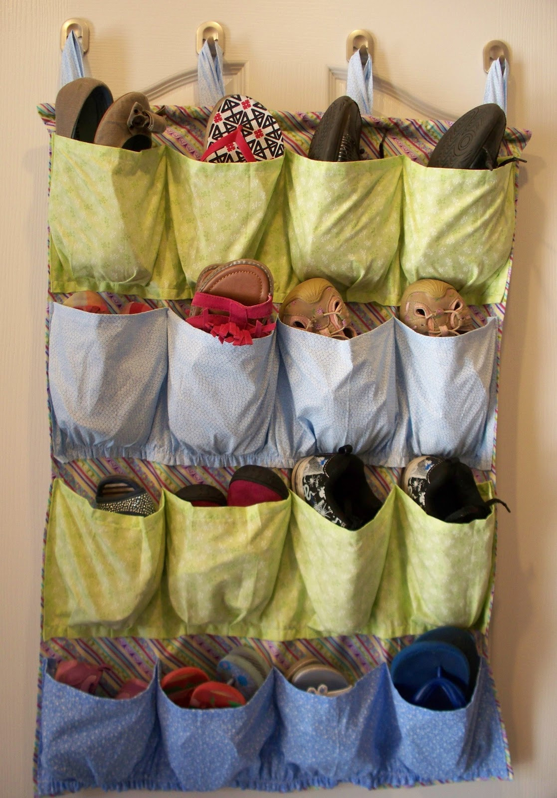 Best ideas about Shoes Organizer DIY . Save or Pin Sew It Yourself Shoe Organizer Adventures of a DIY Mom Now.