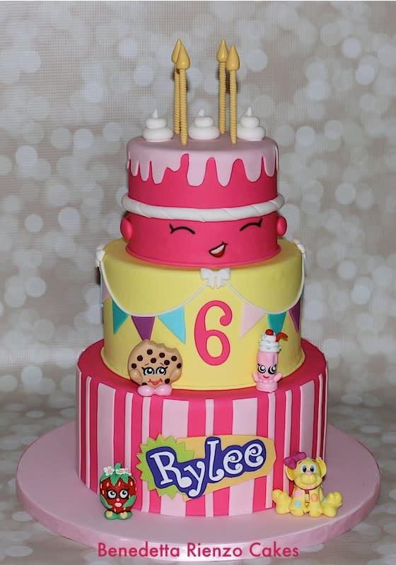 Best ideas about Shopkins Birthday Cake . Save or Pin Shopkins Birthday Cake cake by Benni Rienzo Radic Now.