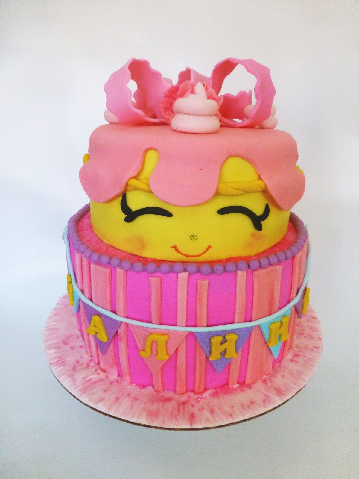 Best ideas about Shopkins Birthday Cake . Save or Pin CakeSophia Shopkins cake Now.