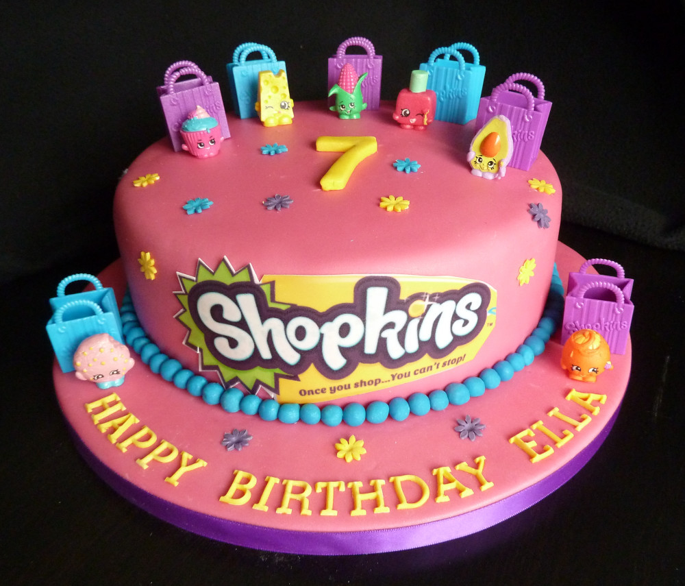 Best ideas about Shopkins Birthday Cake . Save or Pin Shopkins Cakes and Birthday parties on Pinterest Now.