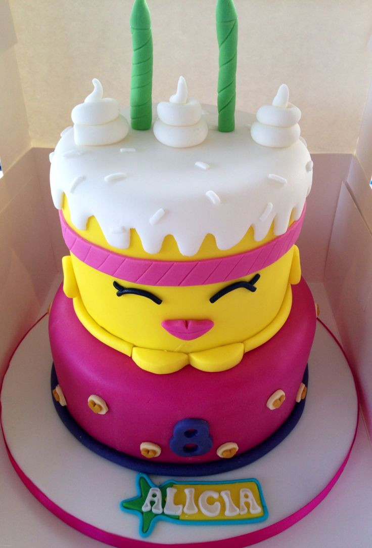 Best ideas about Shopkins Birthday Cake . Save or Pin Shopkins it was my birthday and this is someone shopkins Now.