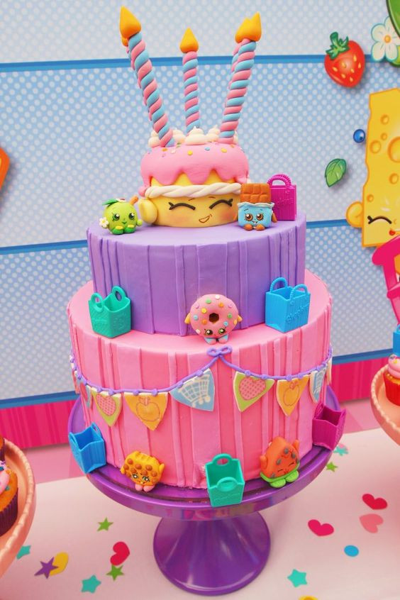 Best ideas about Shopkins Birthday Cake . Save or Pin 10 Adorable Shopkins Cakes That Will Wow Your Guests Now.
