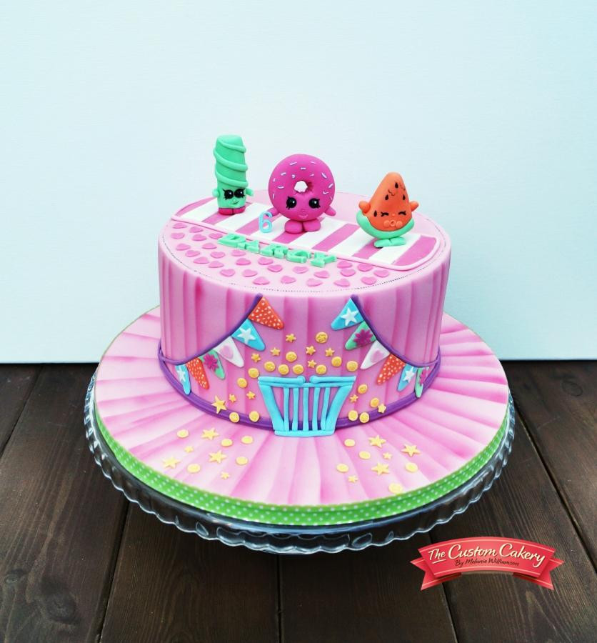 Best ideas about Shopkins Birthday Cake . Save or Pin Shopkins cake by The Custom Cakery CakesDecor Now.