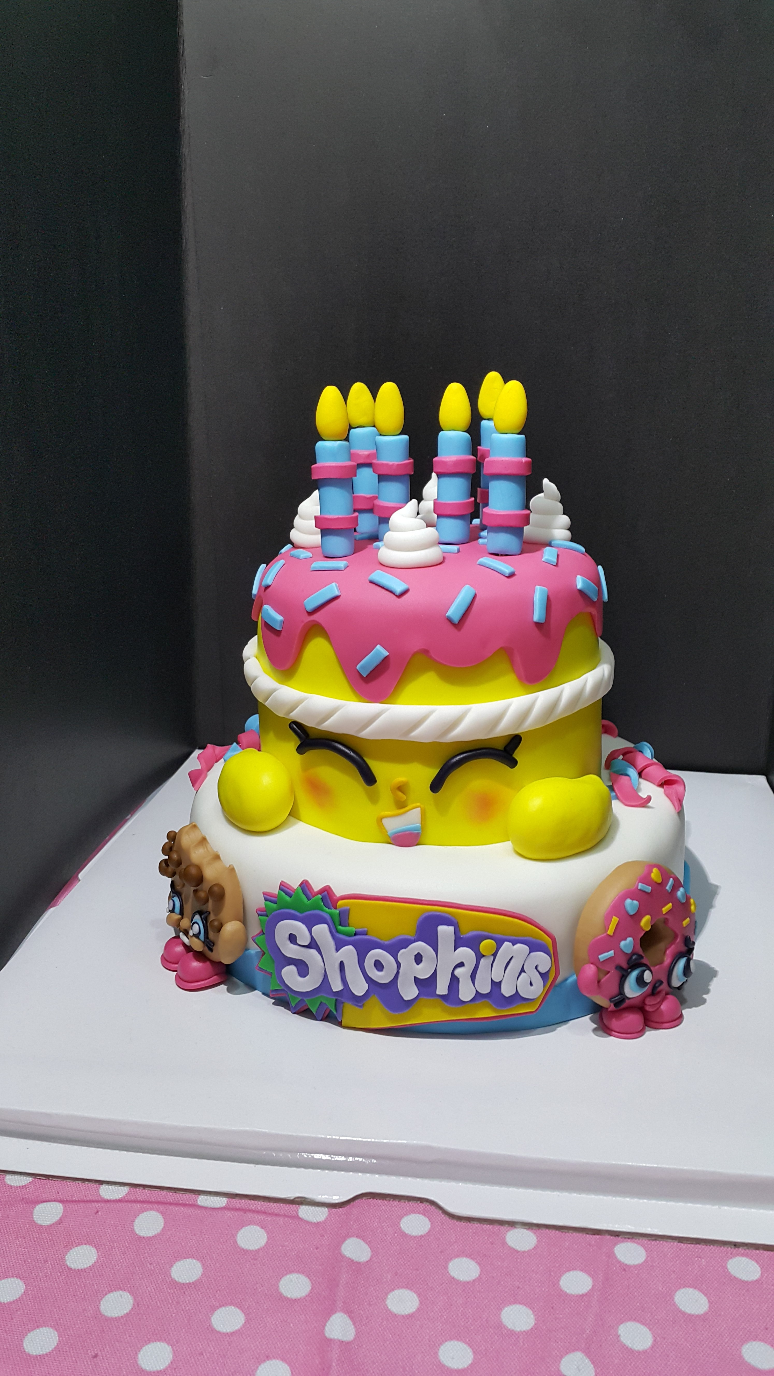 Best ideas about Shopkins Birthday Cake . Save or Pin Shopkins Cake CakeCentral Now.
