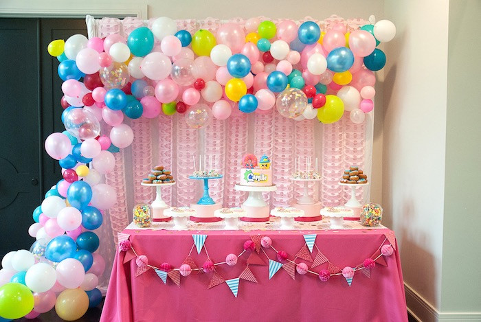 Best ideas about Shopkins Birthday Decorations . Save or Pin Kara s Party Ideas Modern Shopkins Birthday Party Now.