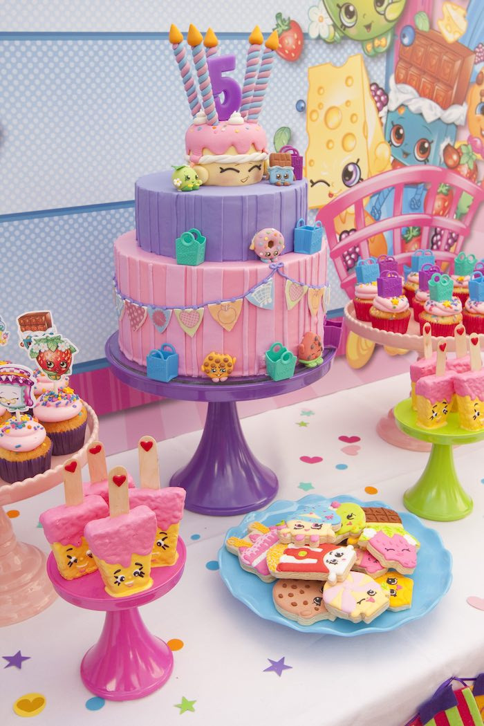 Best ideas about Shopkins Birthday Decorations . Save or Pin Shopkins Party Ideas DIY 18 Irresistible Ideas Now.