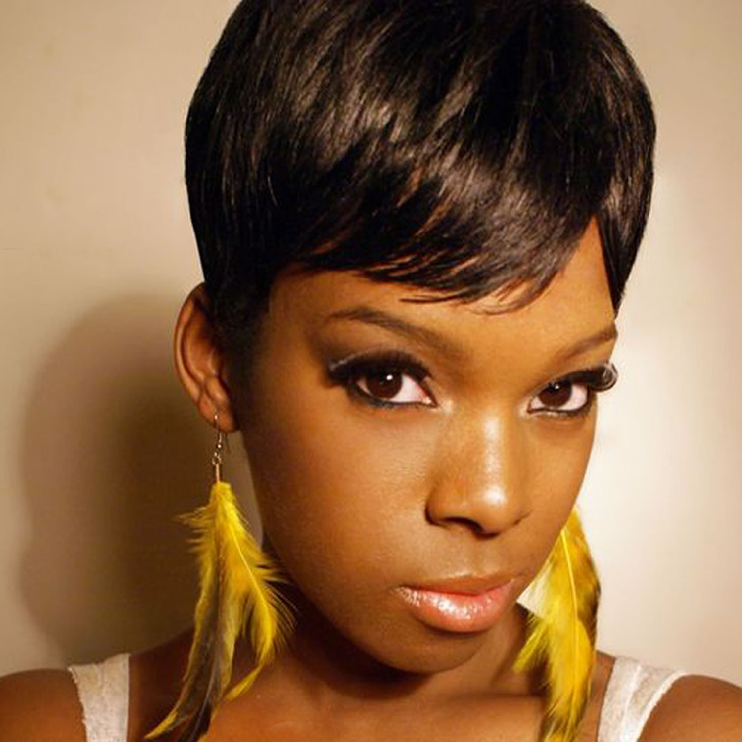 Best ideas about Short Black Girl Haircuts . Save or Pin 2018 Short Haircuts for Black Women – 57 Pixie Short Black Now.