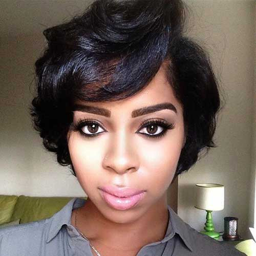 Best ideas about Short Black Girl Haircuts . Save or Pin 20 New Short Hair Cuts for Black Women Now.