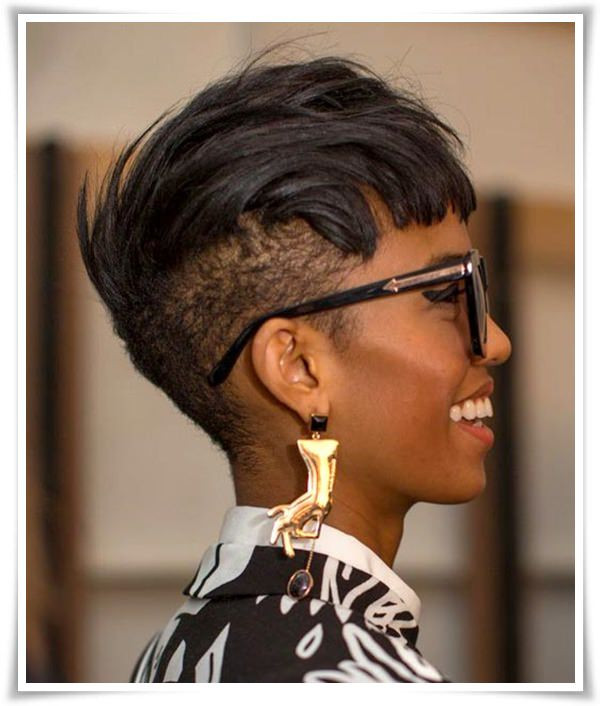 Best ideas about Short Black Girl Haircuts . Save or Pin 55 Winning Short Hairstyles for Black Women Now.