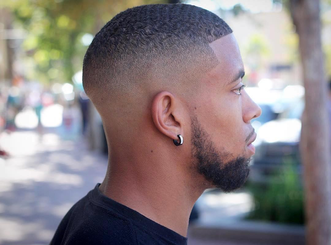 Best ideas about Short Black Male Haircuts . Save or Pin 100 Cool Short Haircuts For Men 2017 Update Now.
