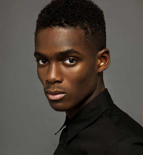 Best ideas about Short Black Male Haircuts . Save or Pin 25 Black Men Short Hairstyles Now.