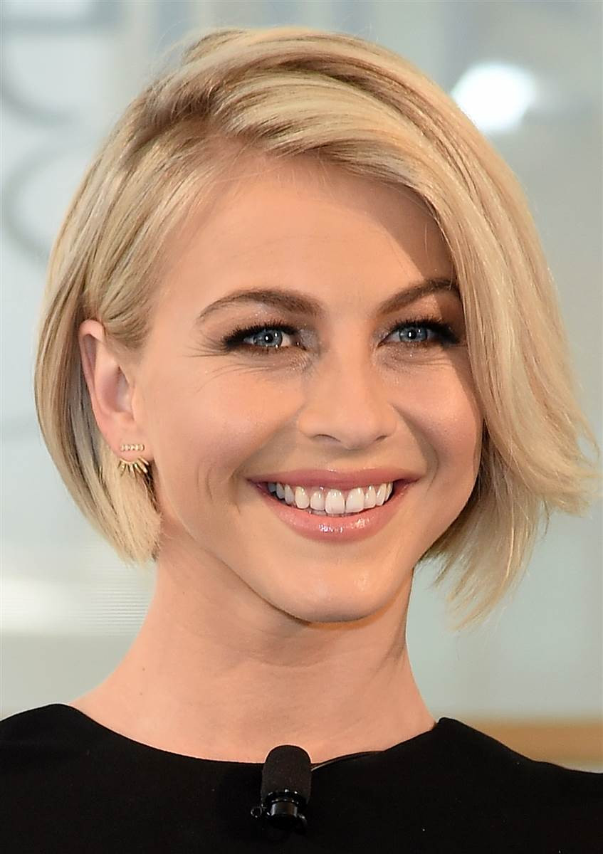 Best ideas about Short Celeb Haircuts . Save or Pin Selena Gomez hair is in a short bob — see the new look Now.