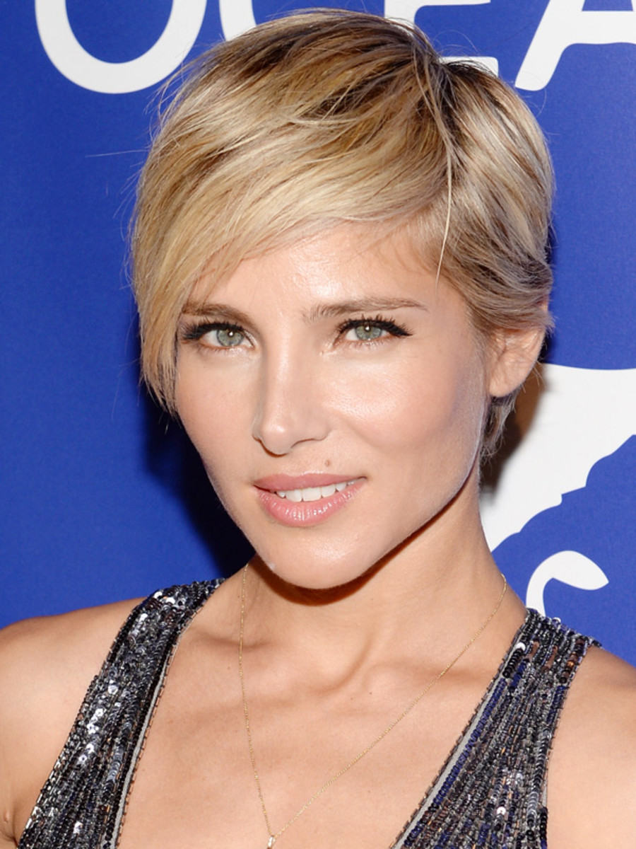 Best ideas about Short Celeb Haircuts . Save or Pin Elsa Pataky Has the Best Short Haircut I ve Ever Seen Now.