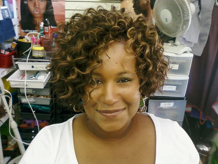 Best ideas about Short Curly Sew In Weave Hairstyles . Save or Pin Sew In s … natural hair Pinterest Now.
