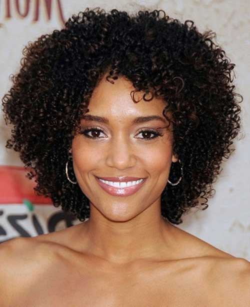 Best ideas about Short Curly Sew In Weave Hairstyles . Save or Pin Short Curly Sew In Weave Hairstyles Now.