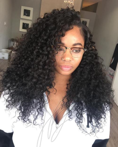 Best ideas about Short Curly Sew In Weave Hairstyles . Save or Pin Sew Hot 40 Gorgeous Sew In Hairstyles Now.