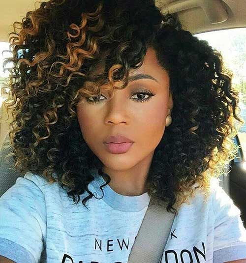 Best ideas about Short Curly Sew In Weave Hairstyles . Save or Pin 25 best ideas about Curly weave hairstyles on Pinterest Now.