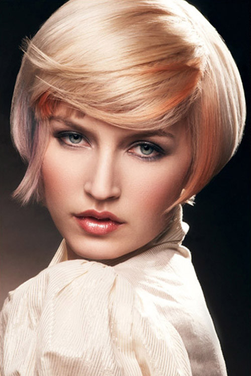 Best ideas about Short Fall Hairstyles . Save or Pin Short Hair for Fall Autumn 2014 Bob and Shoulder Length Now.