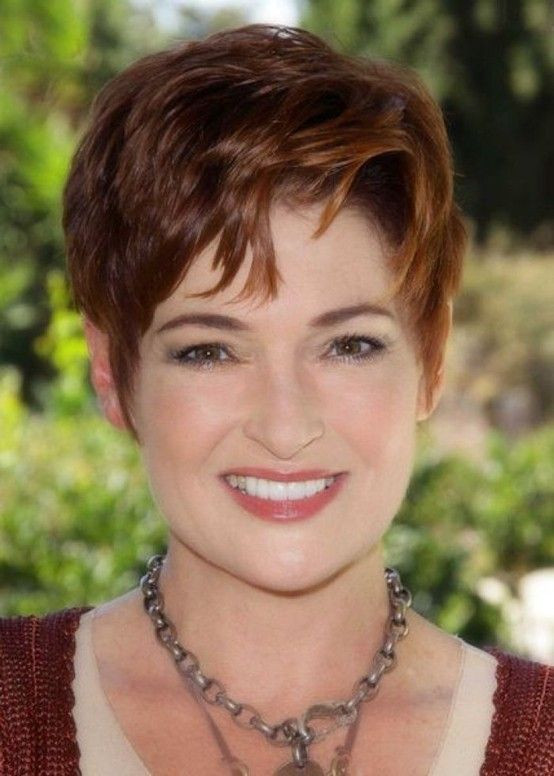 Best ideas about Short Fall Hairstyles . Save or Pin 20 Trendy Fall Hairstyles for Short Hair 2017 Women Short Now.