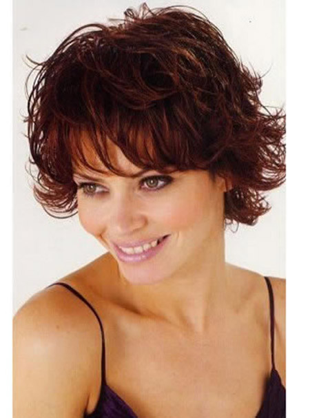 Best ideas about Short Flipped Hairstyle . Save or Pin Cool Hairstyles for Short Wavy Hair Now.
